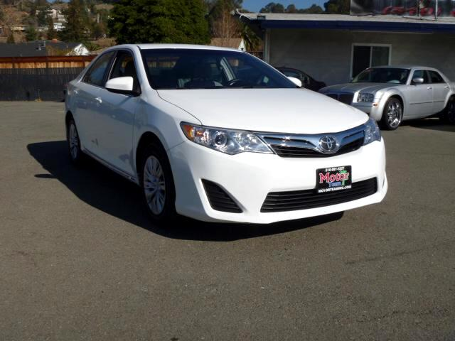 2013 Toyota Camry Extended service Plan And Finance Available Please bring this ad with you to get
