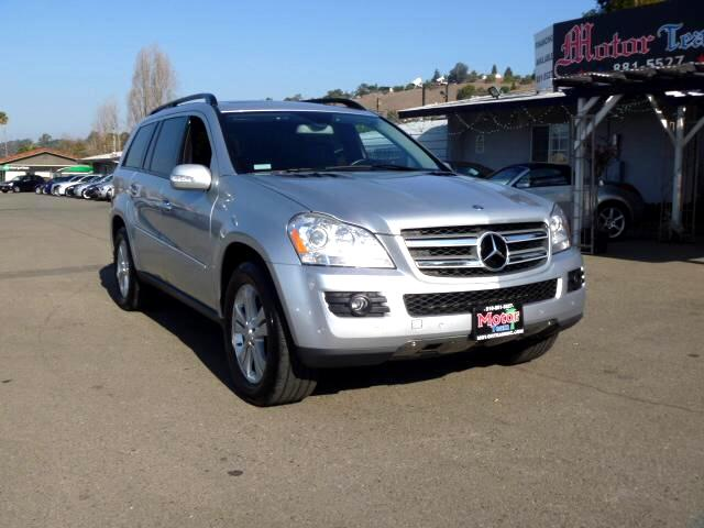 2007 Mercedes GL-Class Extended service Plan And Finance Available Please bring this ad with you to