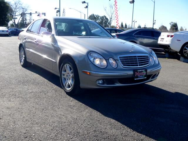 2006 Mercedes E-Class Extended service Plan And Finance Available Please bring this ad with you to