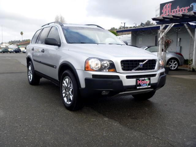 2006 Volvo XC90 Extended service Plan And Finance Available Please bring this ad with you to get th