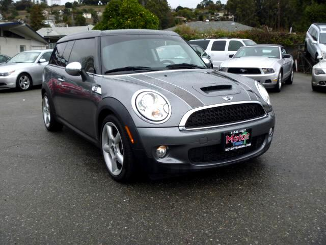 2009 MINI Clubman Extended service Plan And Finance Available Please bring this ad with you to get