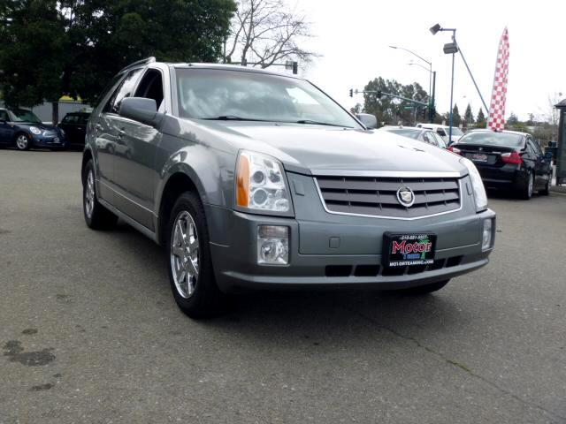 2005 Cadillac SRX Extended service Plan And Finance Available Please bring this ad with you to get