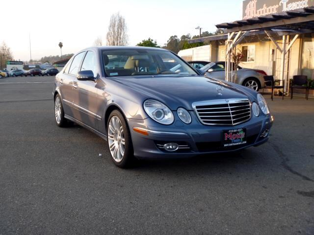 2007 Mercedes E-Class Extended service Plan And Finance Available Please bring this ad with you to
