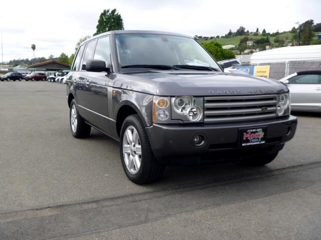 2005 Land Rover Range Rover Extended service Plan And Finance Available Please bring this ad with y