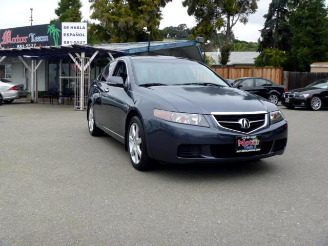 2004 Acura TSX Extended service Plan And Finance Available Please bring this ad with you to get the