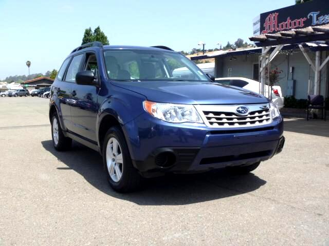 2013 Subaru Forester Extended service Plan And Finance Available Please bring this ad with you to g