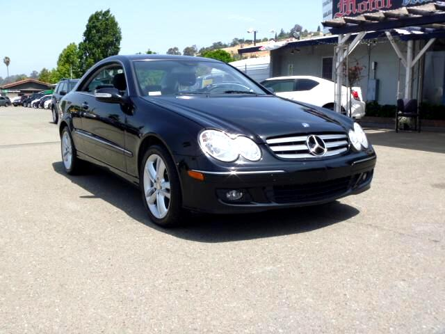 2008 Mercedes CLK-Class Extended service Plan And Finance Available Please bring this ad with you t