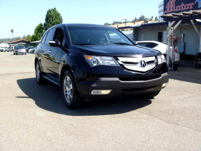 2007 Acura MDX Extended service Plan And Finance Available Please bring this ad with you to get the