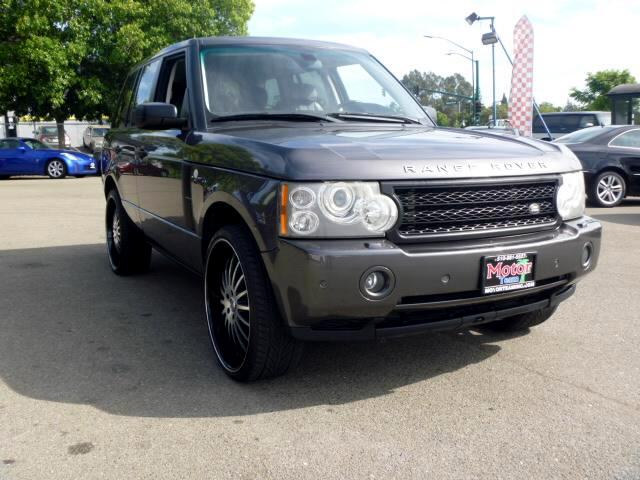 2006 Land Rover Range Rover Extended service Plan And Finance Available Please bring this ad with y