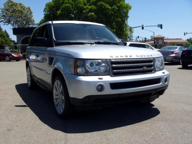 2007 Land Rover Range Rover Sport Extended service Plan And Finance Available Please bring this ad