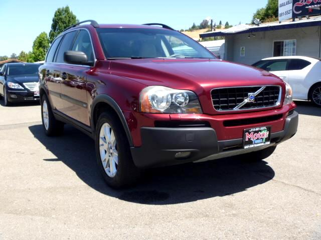 2005 Volvo XC90 Extended service Plan And Finance Available Please bring this ad with you to get th