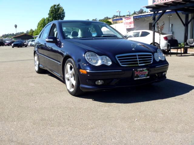 2006 Mercedes C-Class Extended service Plan And Finance Available Please bring this ad with you to