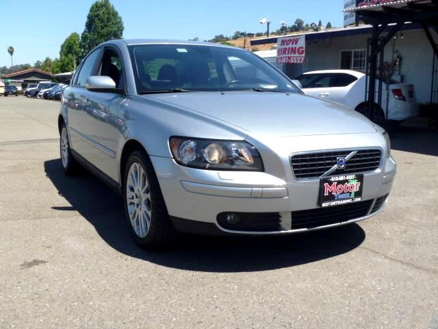 2006 Volvo S40 Extended service Plan And Finance Available Please bring this ad with you to get the
