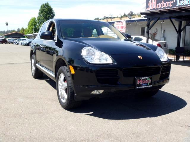 2006 Porsche Cayenne Extended service Plan And Finance Available Please bring this ad with you to g