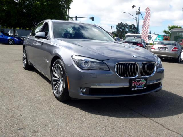 2009 BMW 7-Series Extended service Plan And Finance Available Please bring this ad with you to get