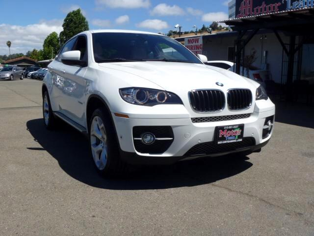 2012 BMW X6 Extended service Plan And Finance Available Please bring this ad with you to get the pr