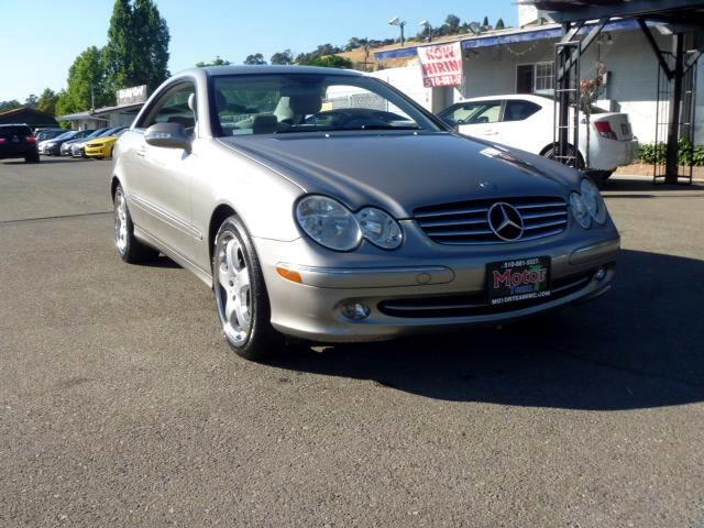 2005 Mercedes CLK-Class Extended service Plan And Finance Available Please bring this ad with you t