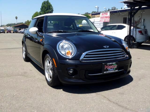 2011 MINI Cooper Extended service Plan And Finance Available Please bring this ad with you to get t