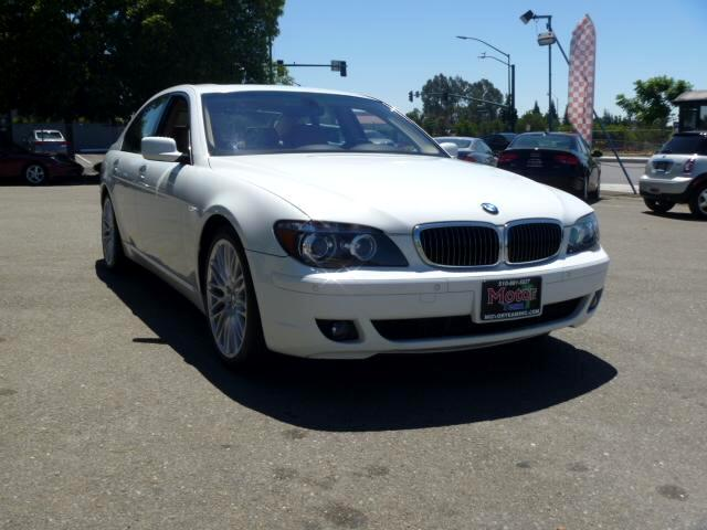 2008 BMW 7-Series Extended service Plan And Finance Available Please bring this ad with you to get