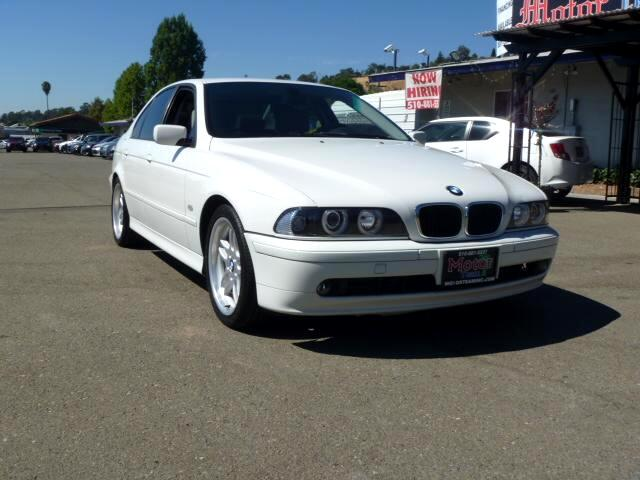 2003 BMW 5-Series Extended service Plan And Finance Available Please bring this ad with you to get
