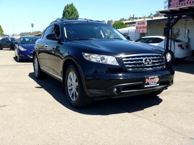 2008 Infiniti FX Extended service Plan And Finance Available Please bring this ad with you to get t
