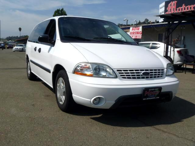 2002 Ford Windstar Extended service Plan And Finance Available Please bring this ad with you to get