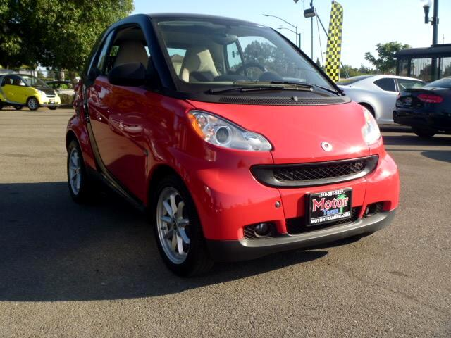 2009 smart Fortwo Extended service Plan And Finance Available Please bring this ad with you to get