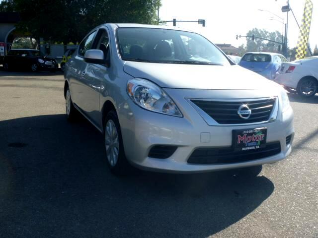 2013 Nissan Versa Extended service Plan And Finance Available Please bring this ad with you to get
