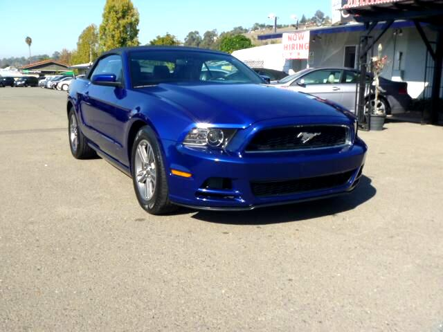 2013 Ford Mustang Extended service Plan And Finance Available Please bring this ad with you to get