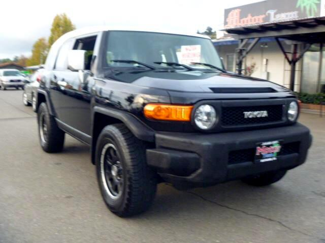 2008 Toyota FJ Cruiser Extended service Plan And Finance Available Please bring this ad with you to