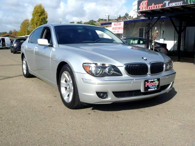 2006 BMW 7-Series Extended service Plan And Finance Available Please bring this ad with you to get