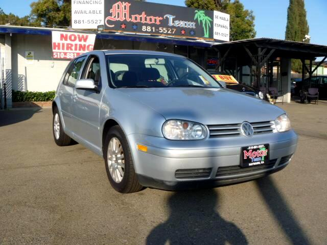 2003 Volkswagen Golf Extended service Plan And Finance Available Please bring this ad with you to g