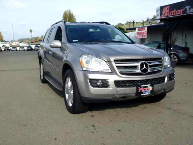 2008 Mercedes GL-Class Extended service Plan And Finance Available Please bring this ad with you to