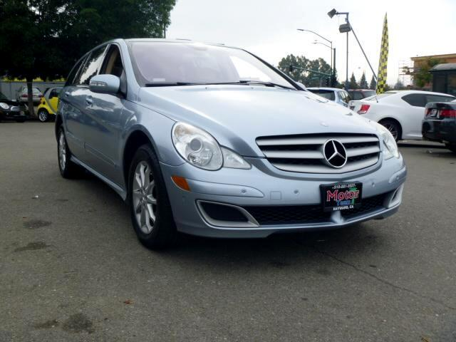 2006 Mercedes R-Class Extended service Plan And Finance Available Please bring this ad with you to