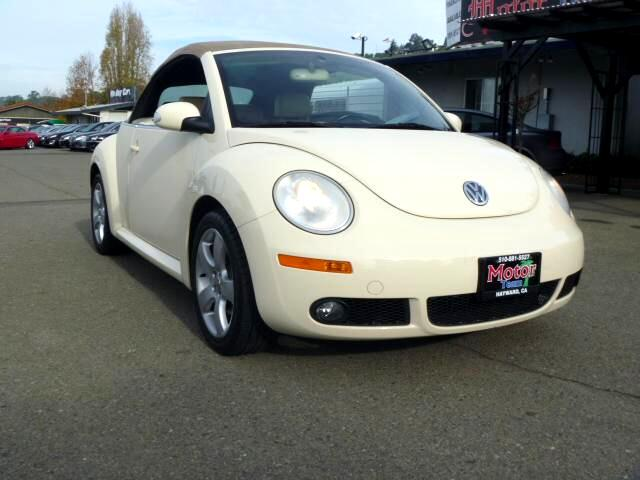 2006 Volkswagen New Beetle Extended service Plan And Finance Available Please bring this ad with yo