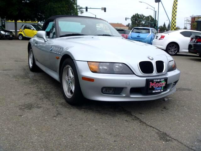 1996 BMW Z3 Extended service Plan And Finance Available Please bring this ad with you to get the pr