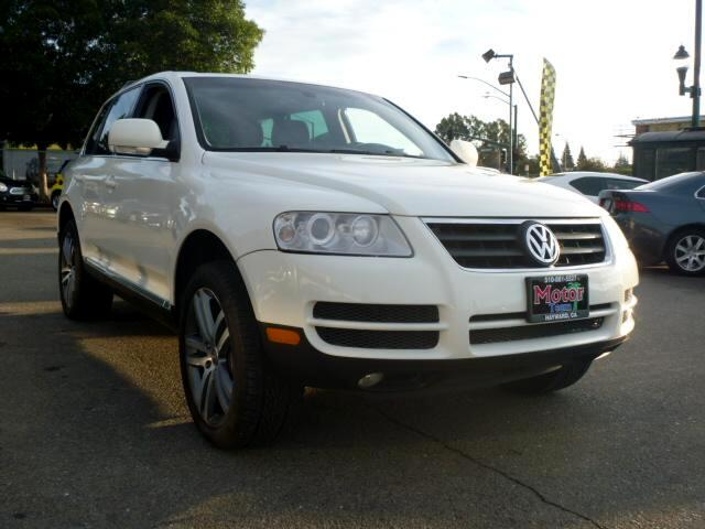 2006 Volkswagen Touareg Extended service Plan And Finance Available Please bring this ad with you t