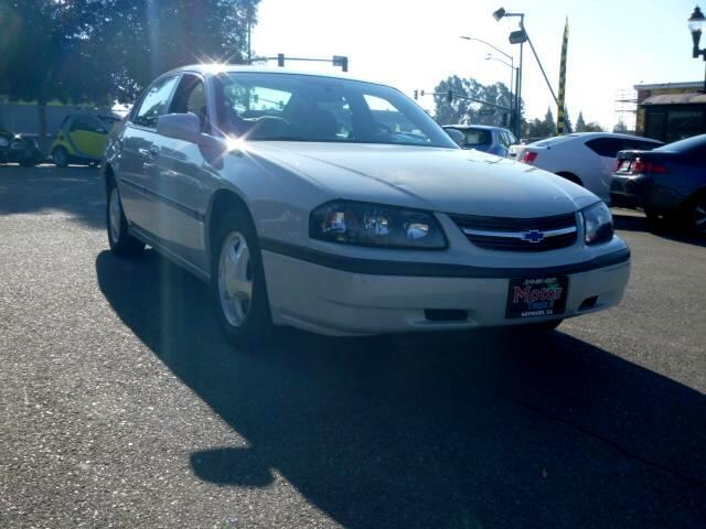 2004 Chevrolet Impala Extended service Plan And Finance Available Please bring this ad with you to
