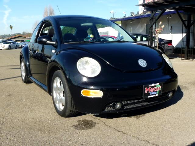 2003 Volkswagen New Beetle Extended service Plan And Finance Available Please bring this ad with yo