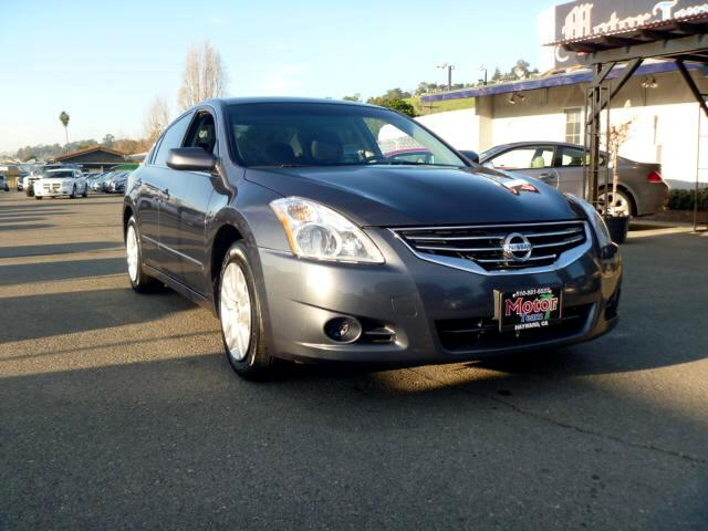 2011 Nissan Altima Extended service Plan And Finance Available Please bring this ad with you to get
