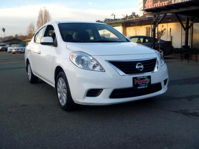 2012 Nissan Versa Extended service Plan And Finance Available Please bring this ad with you to get