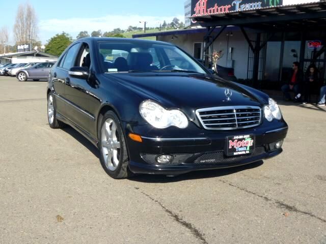 2007 Mercedes C-Class Note-Extended service Plan And Finance Available Please bring this ad with yo