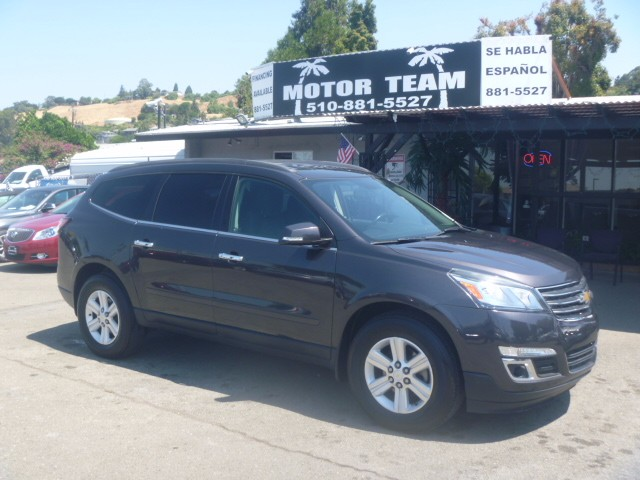 2013 Chevrolet Traverse 1LT FWD
