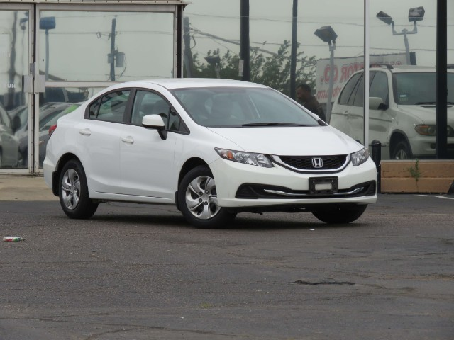 2013 Honda Civic LX Sedan AT