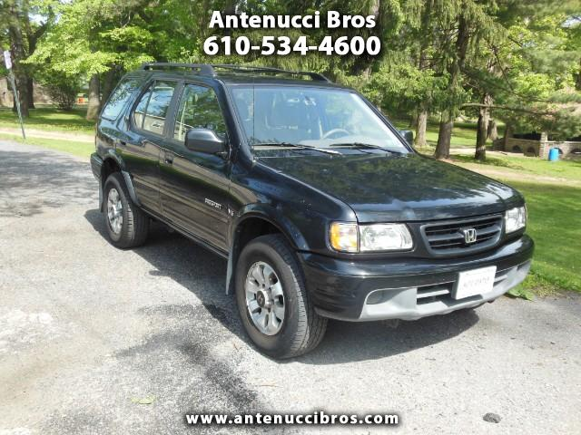 2002 Honda Passport 4WD LX