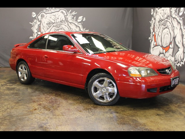 2003 Acura CL Type-S 5-speed AT with Navigaton System