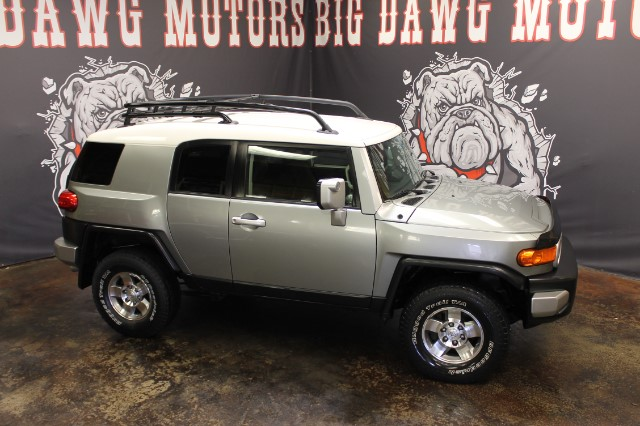 used toyota fj cruiser for sale little rock ar cargurus. Black Bedroom Furniture Sets. Home Design Ideas