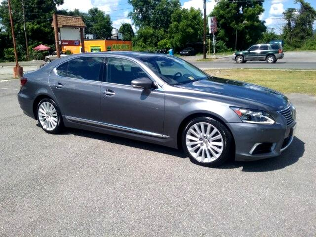 2013 Lexus LS 460 L Luxury Sedan AWD