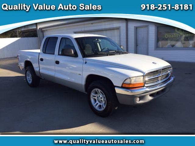 2001 Dodge Dakota SLT Quad Cab 2WD