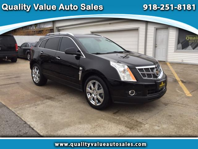 2010 Cadillac SRX Premium Collection